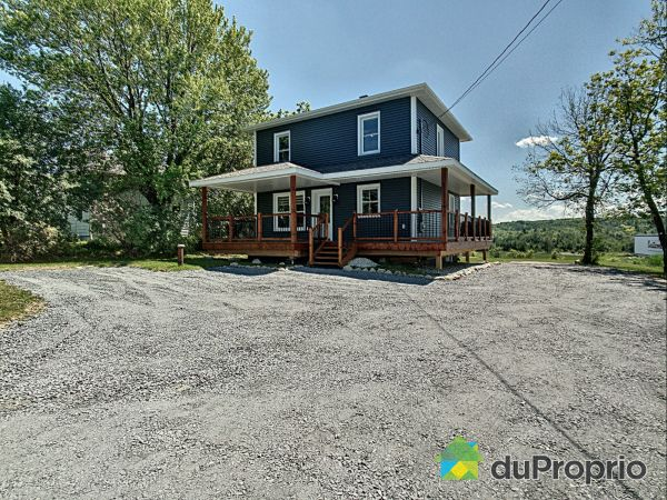 North Side - 555 chemin de Magog, Ste-Catherine-De-Hatley for sale