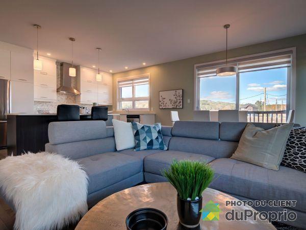 24, rue Suzor-Côté - Modèle Hudson - Par Construction LaVérendrye, Chelsea à vendre