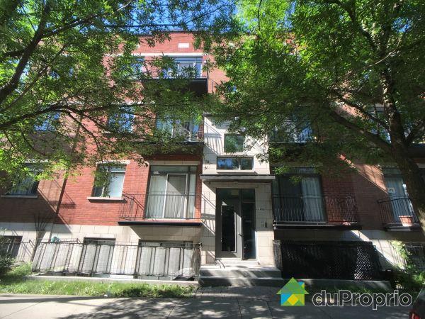 2e étage - 5-4850, 6e Avenue, Rosemont / La Petite Patrie à vendre