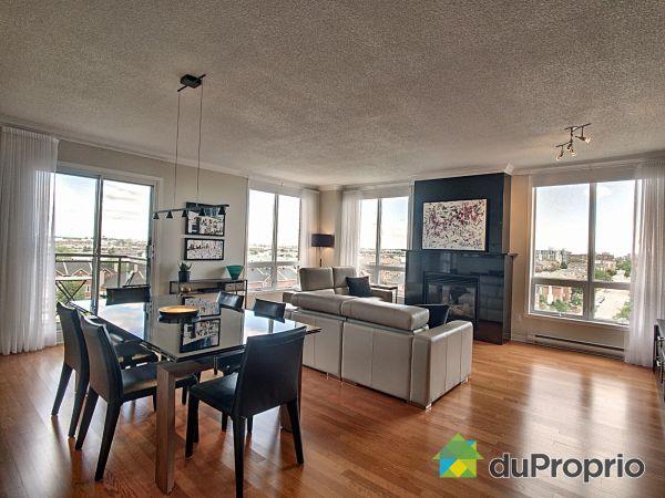 Dining Room / Living Room - 701-10300 boulevard des Galeries d'Anjou, Anjou for sale