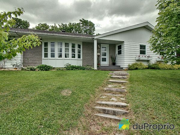 Front Yard - 486 rue Fecteau, Thetford Mines for sale
