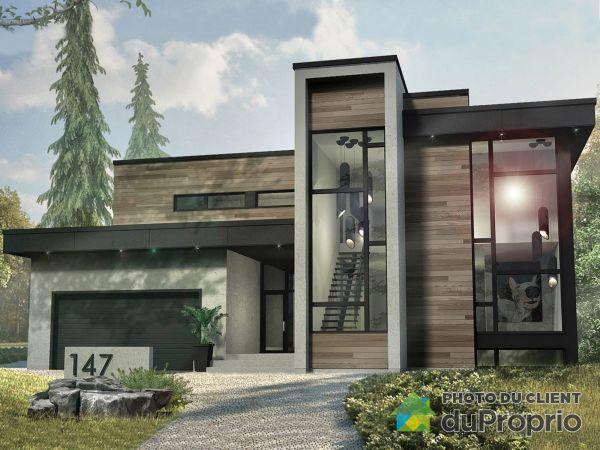 71, chemin du Mont-Columbia - Par Solico Construction, Chelsea à vendre