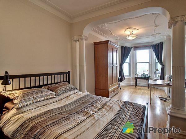 Bedroom 1 - 5819 avenue Christophe-Colomb, Rosemont / La Petite Patrie for sale