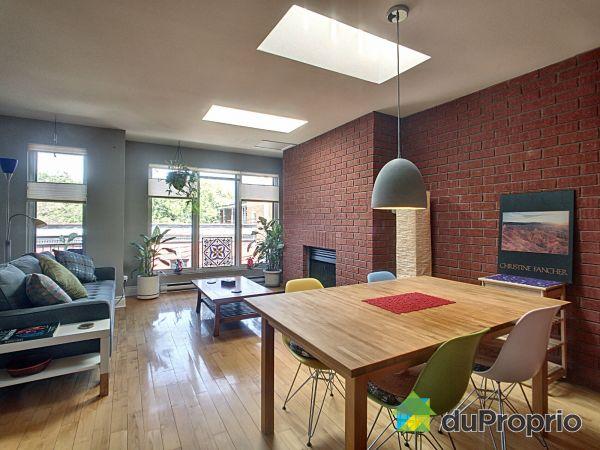 Dining Room / Living Room - 1710 rue de la Visitation, Ville-Marie (Centre-Ville et Vieux Mtl) for sale