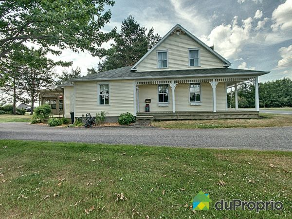 2895 chemin de Tourville, Drummondville (St-Nicéphore) for sale