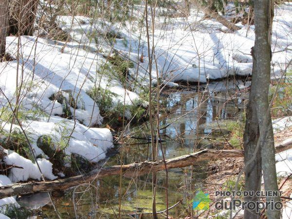 Ruisseau - 31, chemin du Bosquet, Val-Des-Monts à vendre