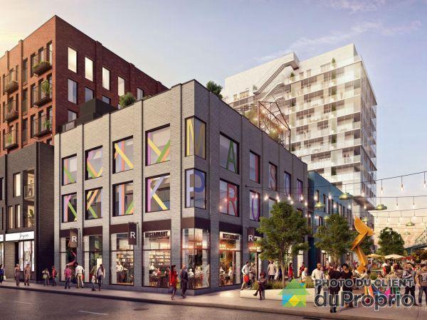 Esplanade Cartier - condo 1 chambre - par Prével, Ville-Marie (Centre-Ville et Vieux Mtl) for sale