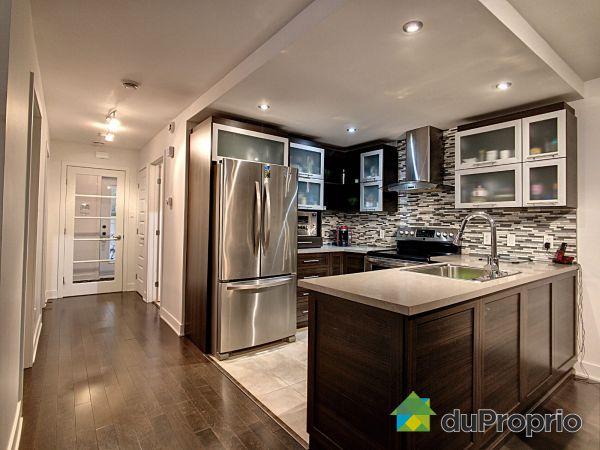 Kitchen - 12459 rue Trefflé-Berthiaume, Rivière des Prairies for sale