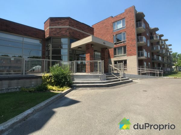 Bâtisse - 409-650, boulevard Marcel-Laurin, Saint-Laurent à vendre