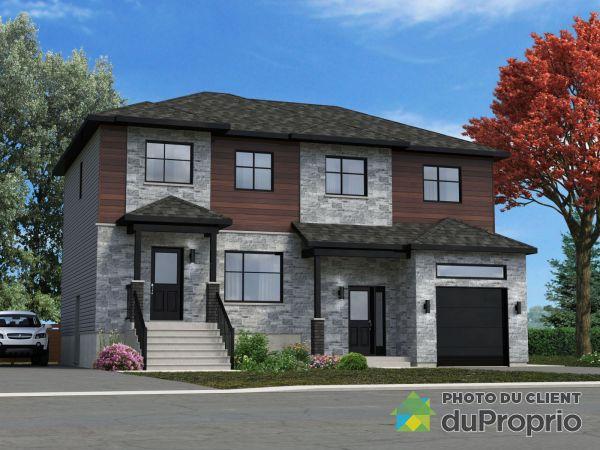 131, rue Arthur-Villeneuve - Par construction Desranleau, Cowansville à vendre
