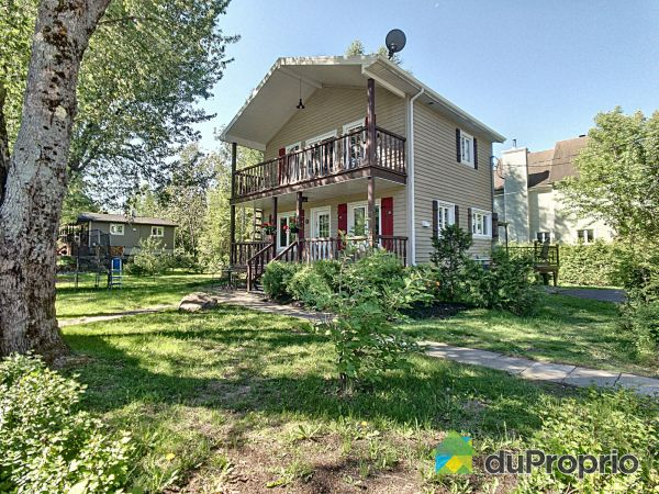 Outside - 3 chemin des Sapins, Lac-Beauport for sale