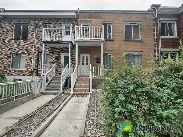 Buildings - 7027-7029, rue Cartier, Villeray / St-Michel / Parc-Extension for sale