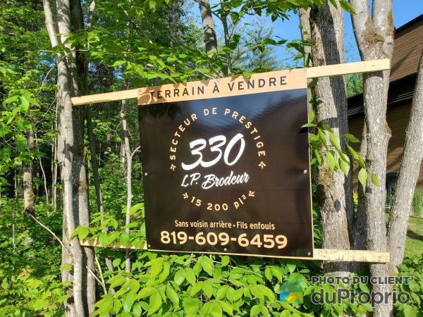 Rond-point - 330, rue L.-P.-Brodeur, Trois-Rivières (Cap-De-La-Madeleine) à vendre