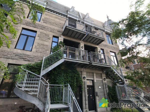 5242A rue Saint-Denis, Le Plateau-Mont-Royal for sale