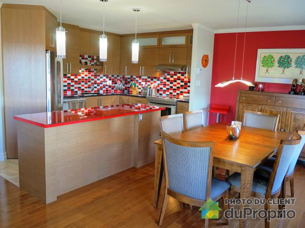Kitchen - 602-2525 rue Prospect, Sherbrooke (Jacques-Cartier) for sale