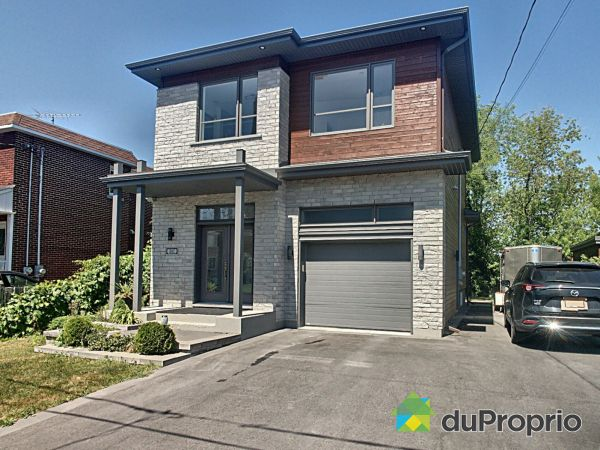 312, rue Chambly, Longueuil (Greenfield Park) à vendre