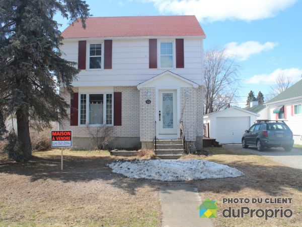 119 rue Johnson, Val-d'Or for sale