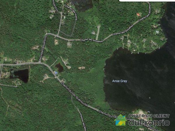 chemin des Alouettes, Lac-Superieur for sale