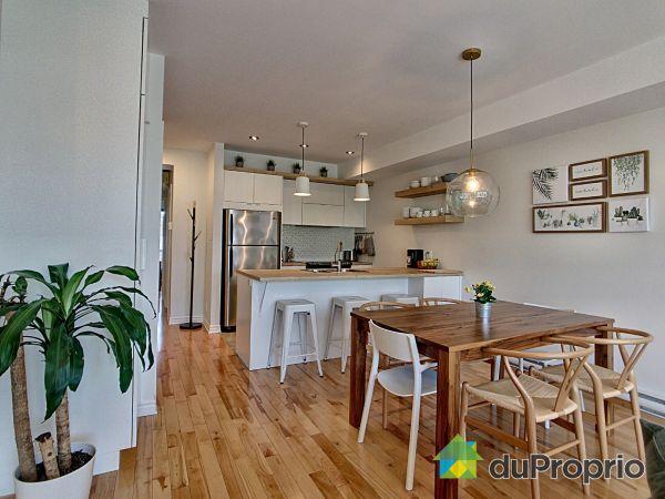 Salle à manger / Cuisine - 301-7680, rue Lajeunesse, Villeray / St-Michel / Parc-Extension à vendre