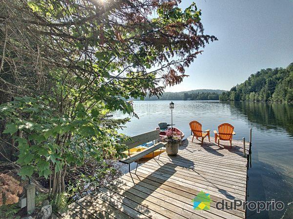 Deck - 661 chemin du Lac-David Ouest, Chertsey for sale