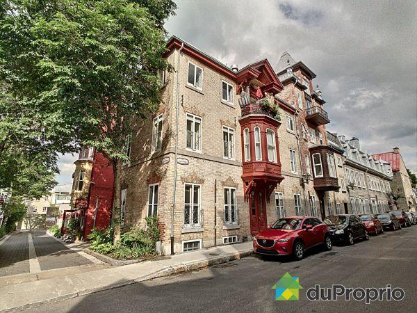 3-53 rue Sainte-Ursule, Vieux-Québec for sale