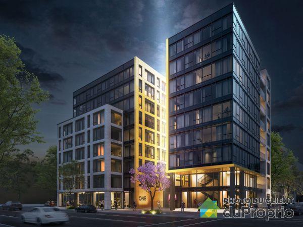 1, avenue Viger - One Viger -  unité 412, Ville-Marie (Centre-Ville et Vieux Mtl) à vendre