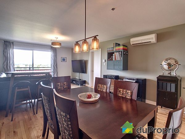Dining Room / Living Room - 301-7201 RUE GEORGES-VILLENEUVE, Mercier / Hochelaga / Maisonneuve for sale