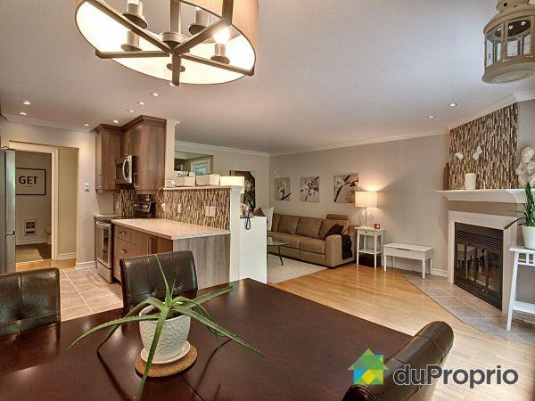 Dining Room / Living Room - 306-5221 rue Riviera, Pierrefonds / Roxboro for sale