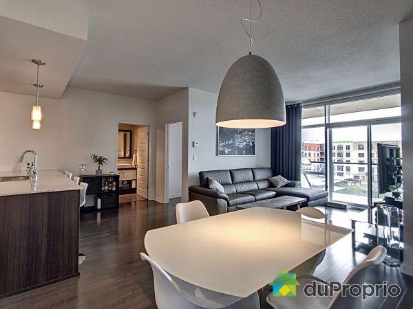 Dining Room / Living Room - 409-3181 boulevard de la Gare, Vaudreuil-Dorion for sale