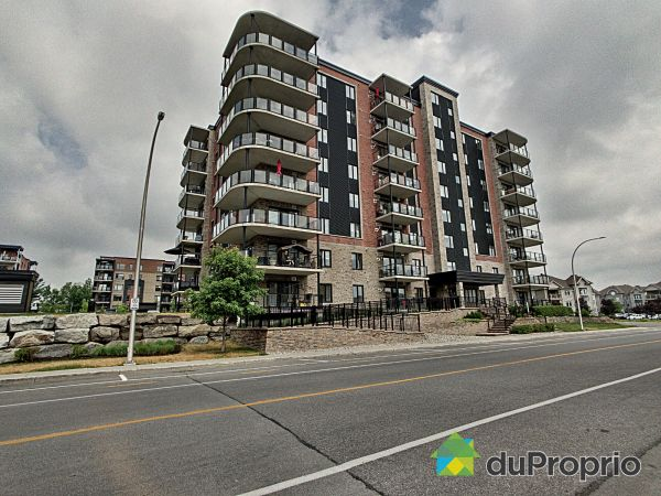 Côté ouest - 301-70, 54e Avenue Est, Blainville à vendre