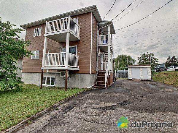 343-345, rue du Chanoine Gaudreault, La Baie à vendre
