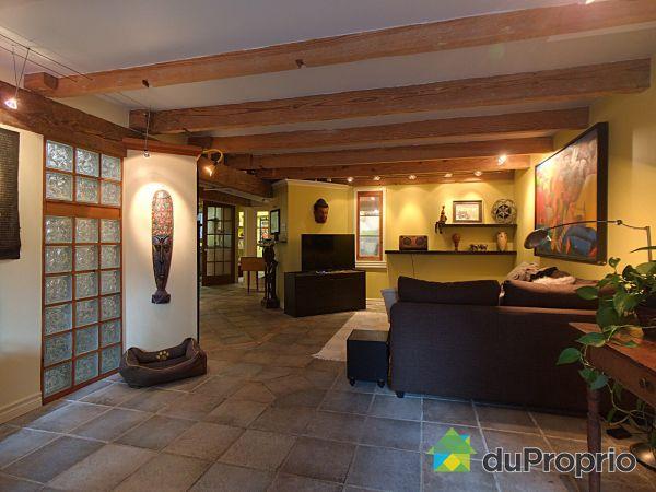 Living Room - 122 rue Saunders, Montcalm for sale