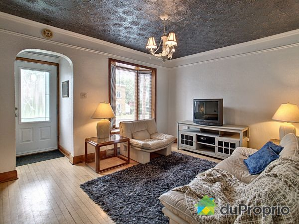 Living Room - 473-475, rue Cartier, Sherbrooke (Fleurimont) for sale