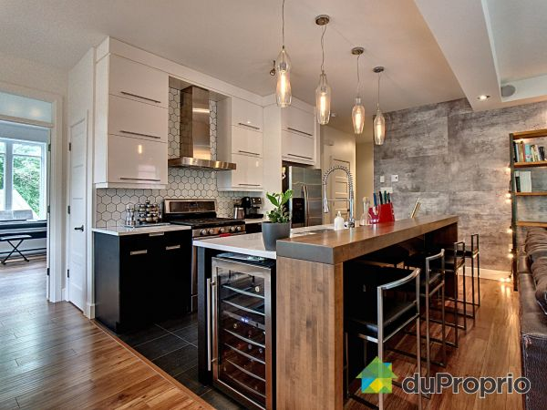 Kitchen - 1183 rue Prospect, Sherbrooke (Jacques-Cartier) for sale