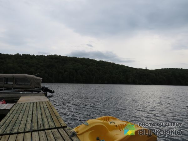 Lake - X chemin Rivest, Val-Des-Lacs for sale