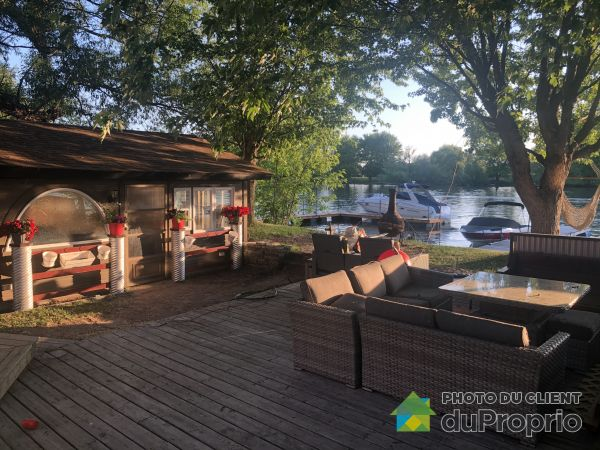 Backyard - 429 boulevard Salaberry Nord, Chateauguay for sale