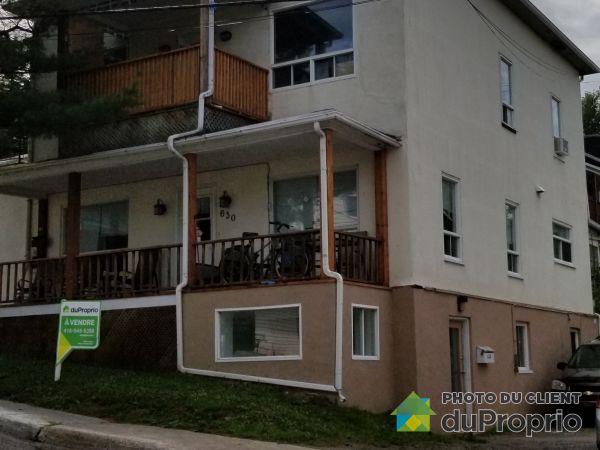 630-634, rue Lapointe, Chicoutimi (Chicoutimi) à vendre