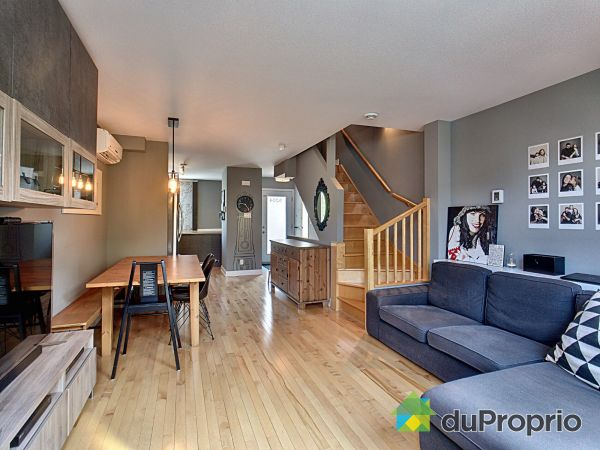 Ground Floor - 5204 rue Gabrièle-Frascadore, Mercier / Hochelaga / Maisonneuve for sale
