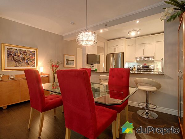 Dining Room - 306-4957 rue Lionel-Groulx, St-Augustin-De-Desmaures for sale