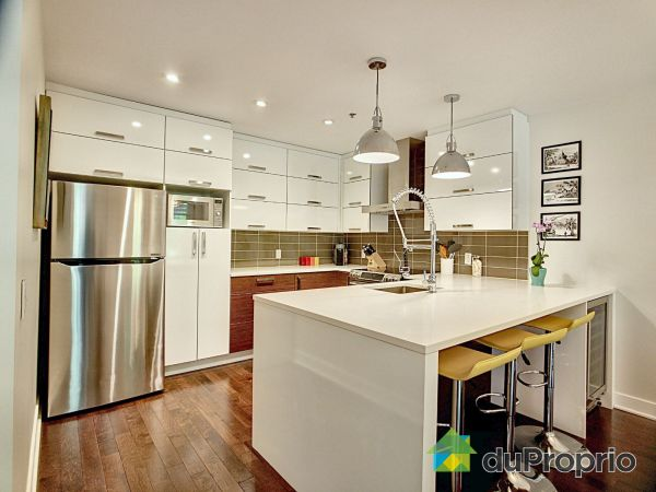 Kitchen - 112-1811 rue William, Griffintown for sale