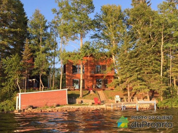 340 chemin du Lac-Rond, Ste-Hedwidge for sale