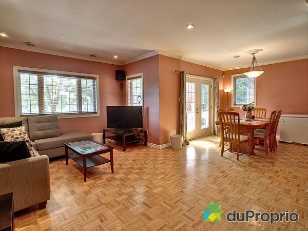 Dining Room / Living Room - 101-2655 boulevard Poirier, Saint-Laurent for sale
