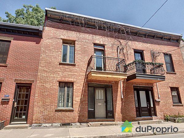 4083, rue Berri, Le Plateau-Mont-Royal à vendre