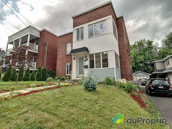927-929, rue Worthington, Sherbrooke (Mont-Bellevue) à vendre