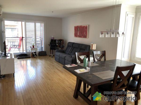 Living / Dining Room - 204-7400 rue Cléophée-Têtu, Mercier / Hochelaga / Maisonneuve for sale