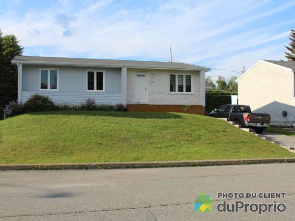 Front Yard - 108 rue Cotnoir, Rouyn-Noranda (Evain) for sale