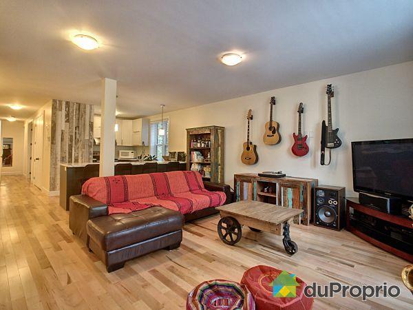Living Room - 1684 RUE SAINT-ANDRE, Ville-Marie (Centre-Ville et Vieux Mtl) for sale