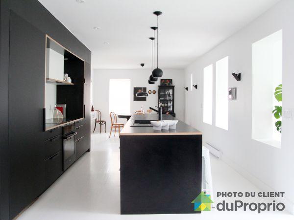 Apartment Kitchen - 6240-6242, 10e avenue, Rosemont / La Petite Patrie for sale