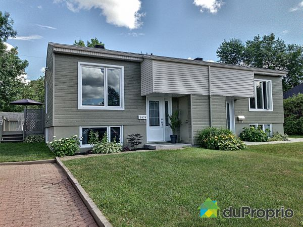 2474 rue Beaumont, St-Romuald for sale
