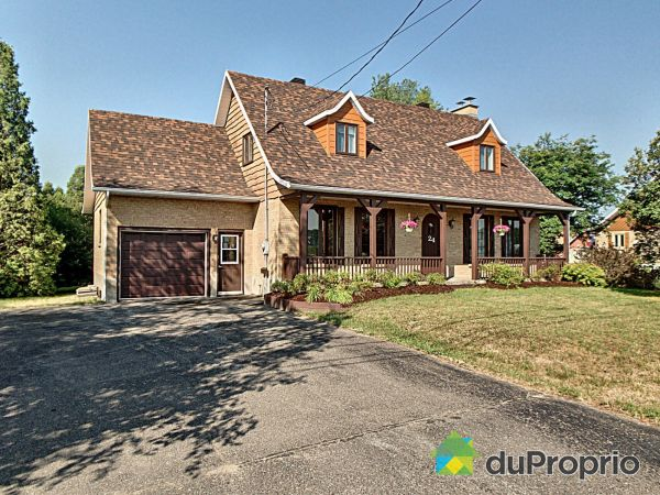 24 rue Provencher, Portneuf for sale